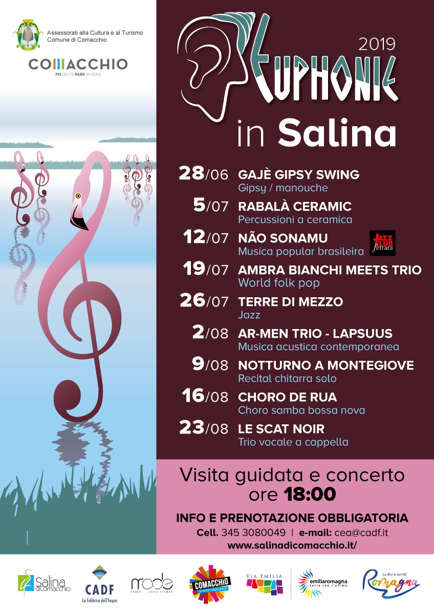 Concerti in Salina 2019