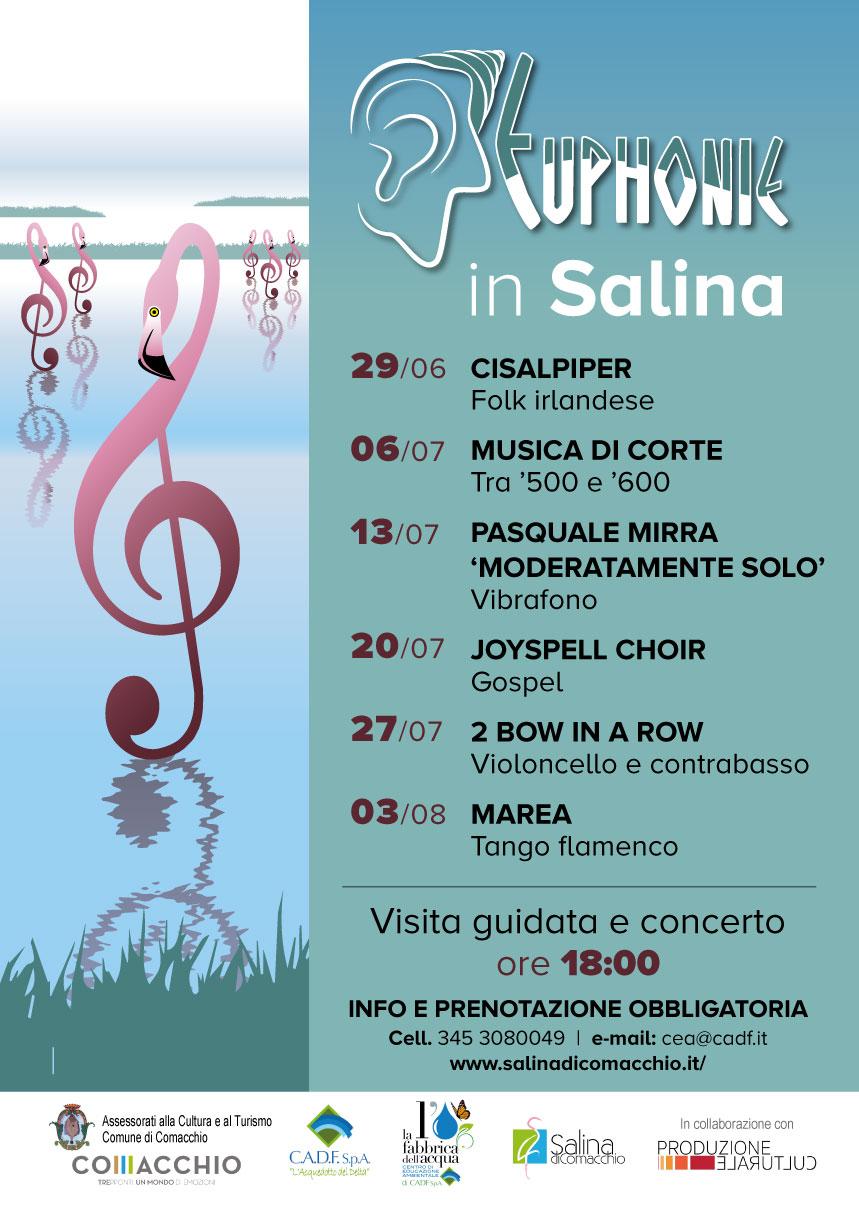 Concerti in Salina 2018